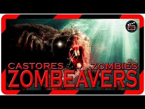Pelicula: zombeavers trailer (castores zombis) (2014) II zombeavers terror (castores zombies)