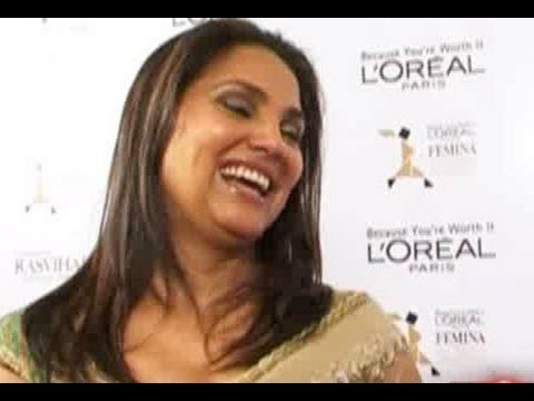 Lara Dutta talks about motherhood