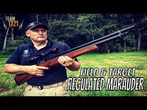 Benjamin Field & Target Regulated Marauder .22 cal