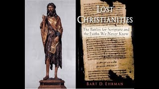 Video: Ebionites: Ancient Unitarian Christians - Bart Ehrman & Jeff Fletcher