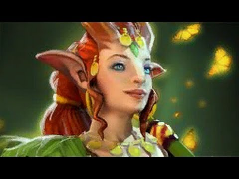 Enchantress DOTA 2 Intro Guide