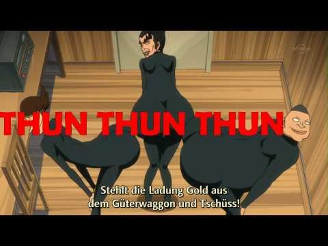 Don't Drop That Thun Thun Thun - Anime [fairy Tail] Version [フェアリーテール] video