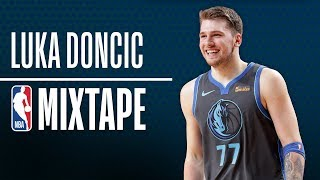 Luka Doncic's 2018-19 NBA Rookie of The Year Mixtape
