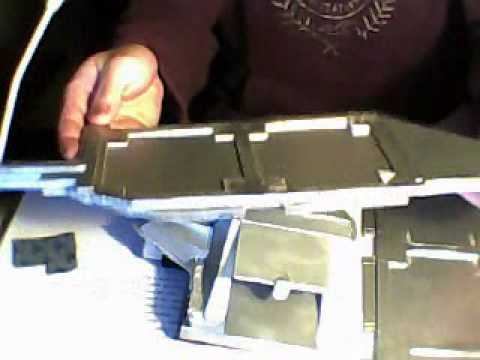 Yu-Gi-Oh Custom Double Blade Duel Disk Version 2.0/Demonstration