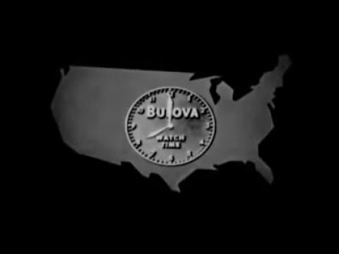 Bulova: world's first television advertisement