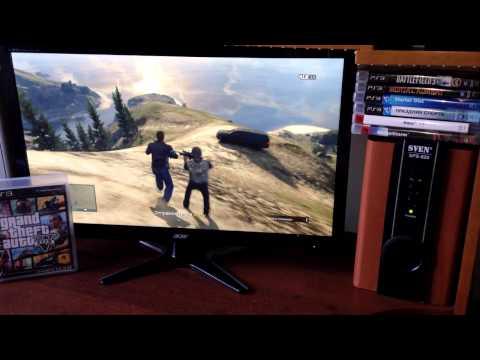 Хватит ли Sony PlayStation 3 Super Slim 12 Gb для GTA 5? Конечно!