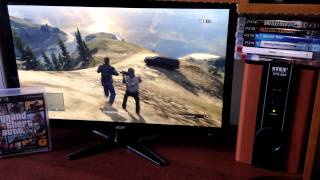 Хватит ли Sony PlayStation 3 Super Slim 12 Gb для GTA 5? Конечно!