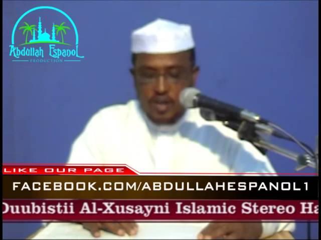 Casharkaa 138 aad Suuratul Al-Xijri Aayadda 34-59