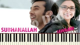 download lagu Subhanallah Yeh Jawaani Hai Deewani Piano Tutorial ~ Piano gratis
