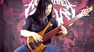 ACCURSED SPAWN - Clotheshanger Abortion (Bass Playthrough)