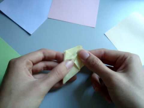 Видеоурок оригами - видео