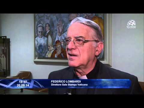 Vaticano allarme sicurezza l intervista di padre federico lombardi