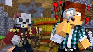 Minecraft : O MISTÉRIO CONTINUA NO MUNDO DE DOCES #02