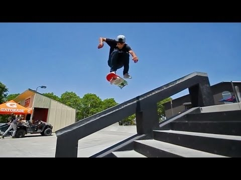 Woodward West Skateboarding!
