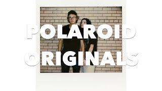 Polaroid Spectra with Polaroid Originals (VLOG)