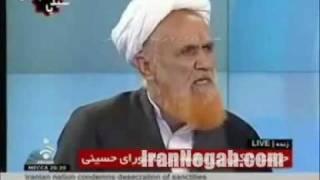 دستور کشتار مردم توسط حائری شیرازی در صداوسیما