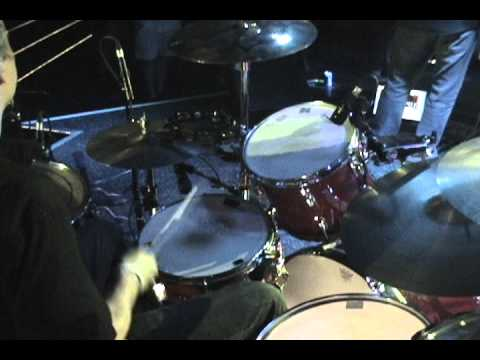 With Or Without You - U2 Cover - Drum Cam thumbnail