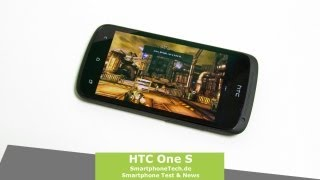 HTC One S Full Review