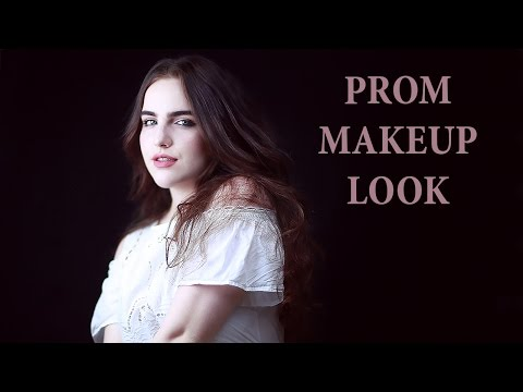 Get the look: макияж на выпускной | Dashashaf
