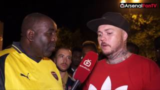 PSG vs Arsenal 1-1 |  It's A Good Point Considering We Were Crap says DT