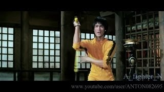 Bruce Lee - Martial Arts Legend