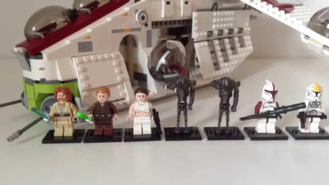 Lego Star Wars Republic Gunship 75021 Lego Star Wars 75021