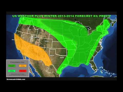 US Weather Plus Winter 2013-2014 Forecast #3