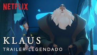 Klaus • Trailer Legendado