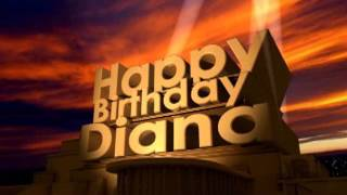 Download Lagu Happy Birthday Diana Gratis STAFABAND