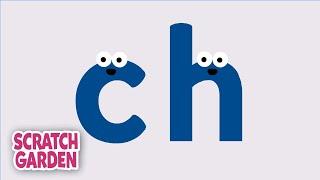 Phonics Video: The CH Sound | Scratch Garden