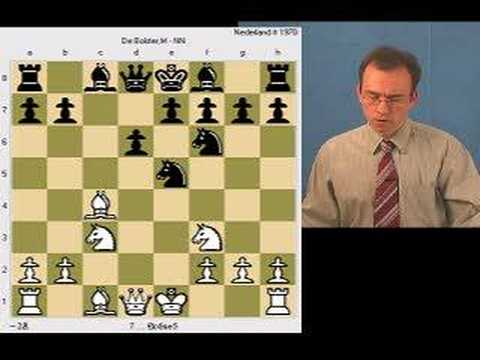 1st Short Chess Game: De Bolster - NN