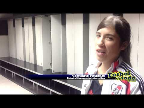Visita Al Estadio Monumental De River Plate video