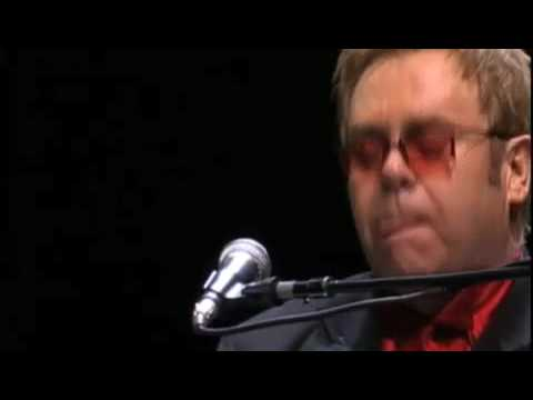 Elton John - Curtains