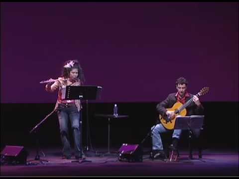 Maximo Diego Pujol : 3.San Telmo (Suite Buenos Aires) - Tomoko Yamano (fl), Gabriele Natilla (gt).