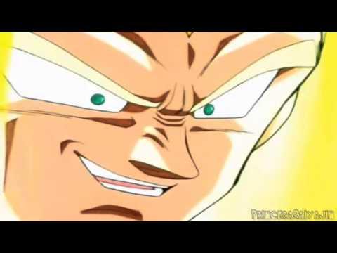 Discurso de Vegeta ¡Kakaroto eres el numero 1!