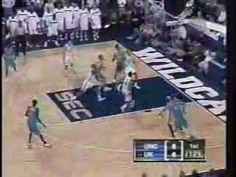 Tayshaun Prince @ Kentucky Video