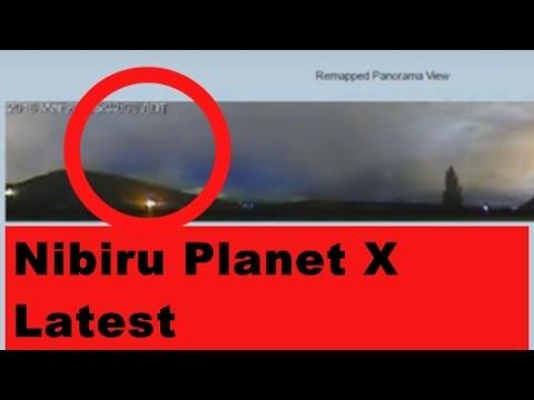Nibiru Planet X Latest- Alaska Weather Cam Troll Caught Eating Sun & Moon!