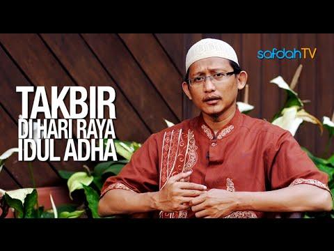 Seuntai Nasihat: Takbir Dihari Raya Idul Adha - Ustadz Badru Salam, Lc