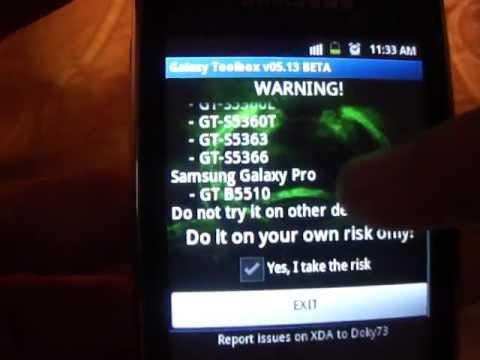 Liberar Samsung Galaxy Young s5360L Unlock