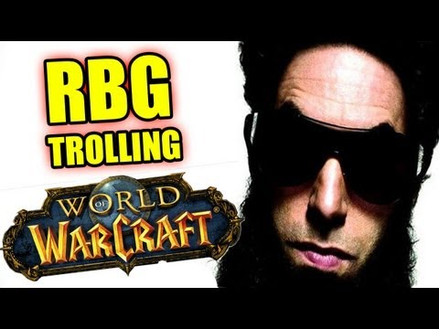 Epic rated battleground trolling 5.3 World of Warcraft