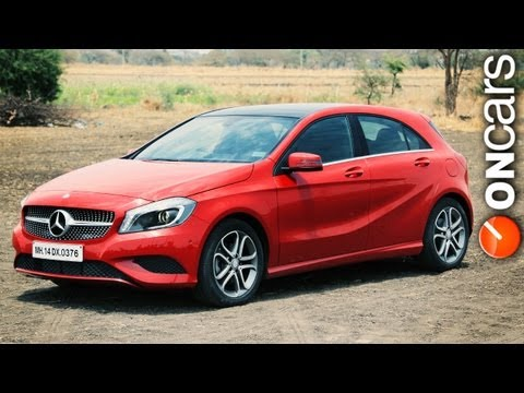 Mercedes Benz A-Class - Design Review by OnCars India