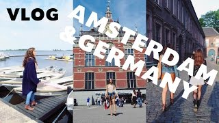 ☯ Europe travels 2015 // Germany & Amsterdam - EARTHLINGMAXI