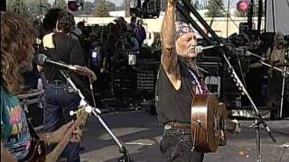 Willie Nelson - Good Hearted Woman (Live At Farm Aid 1995)