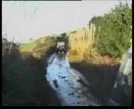Jeeps in Mud Video