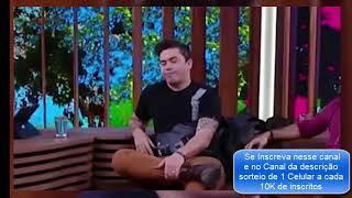 Winderson Nunes, Marcos & Belutti dão show de imitações no Sofá do Conversa com o Bial