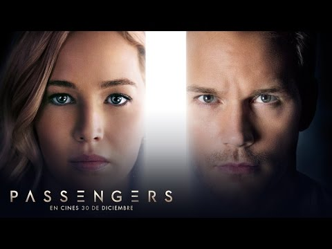PASSENGERS. Tráiler Oficial en español HD. En cines 30 de diciembre.