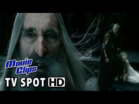 The Hobbit: The Battle of the Five Armies UK TV Spot 'Defiance' (2014) HD