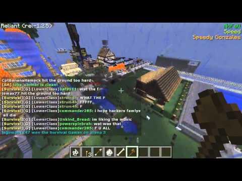 Minecraft Griefing - FCuK Minecraft