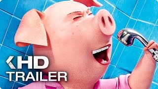 Sing ALL Trailer & Clips (2016)