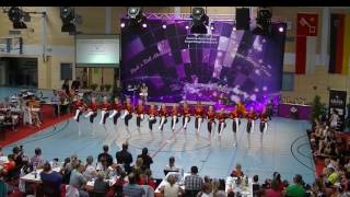 Dance Explosion - Großer Preis von Deutschland 2017
